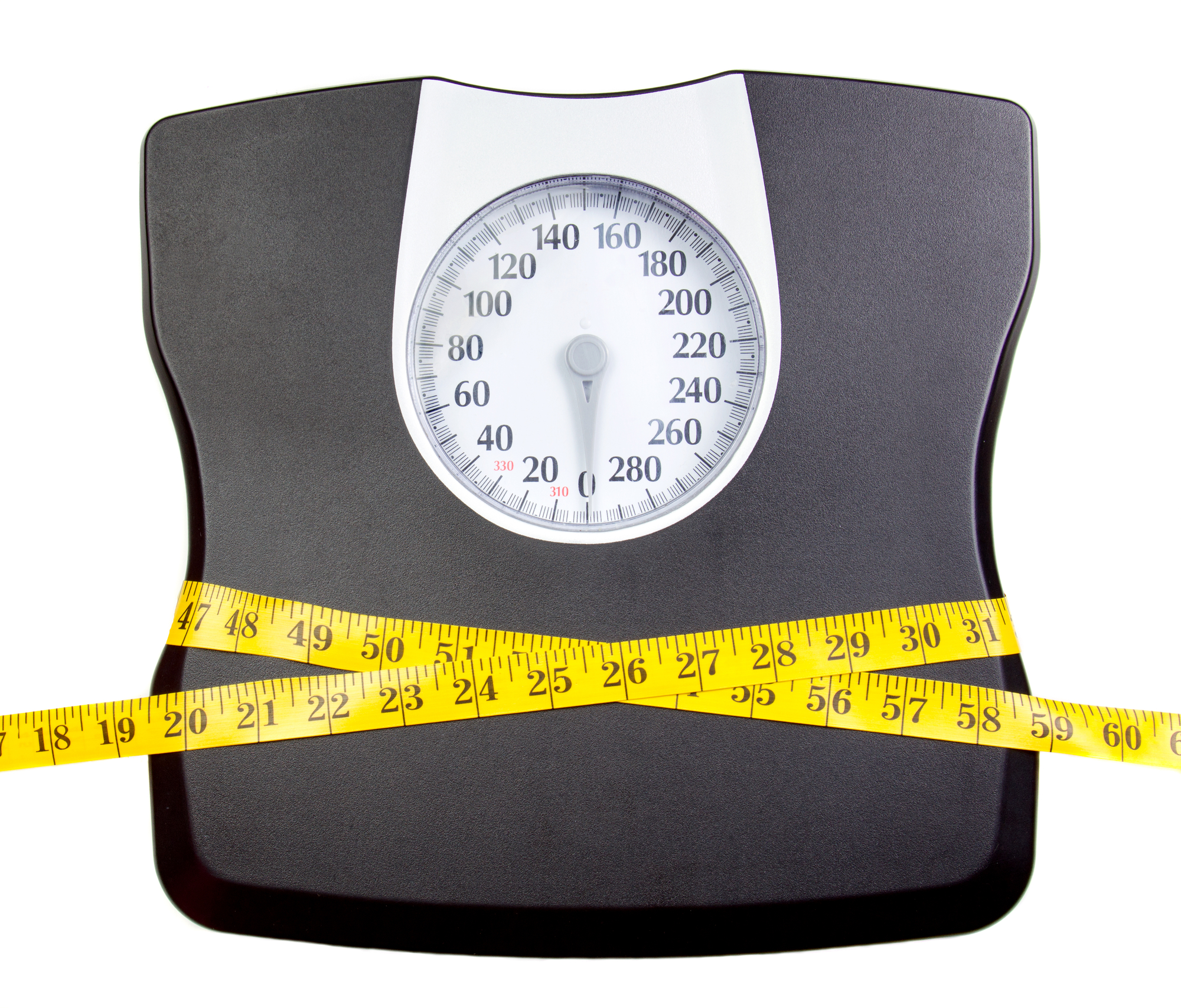 איור של משקל והתאמה לכל מידה